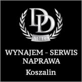 wypożyczalnia samochodów Koszalin Ddauto.pl